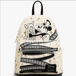 Steamboat Willie  Mickey loungefly backpac…